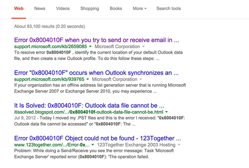 0x8004010F_google_results